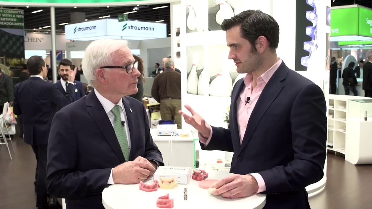 TRINIA® Interview at IDS