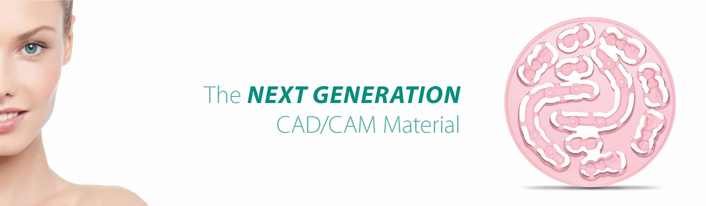 Trinia Dental CAD/CAM Material